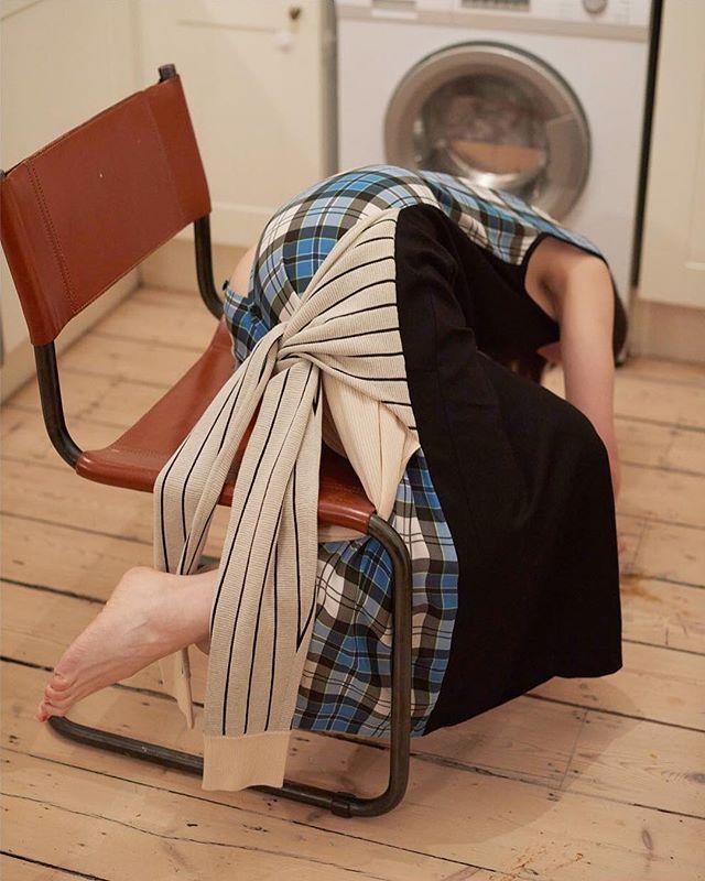 'Domesticus' @jannekevanderhagen #stylist @vanessa_coyle featuring #SianaHern #Domesticus #theartistgroup