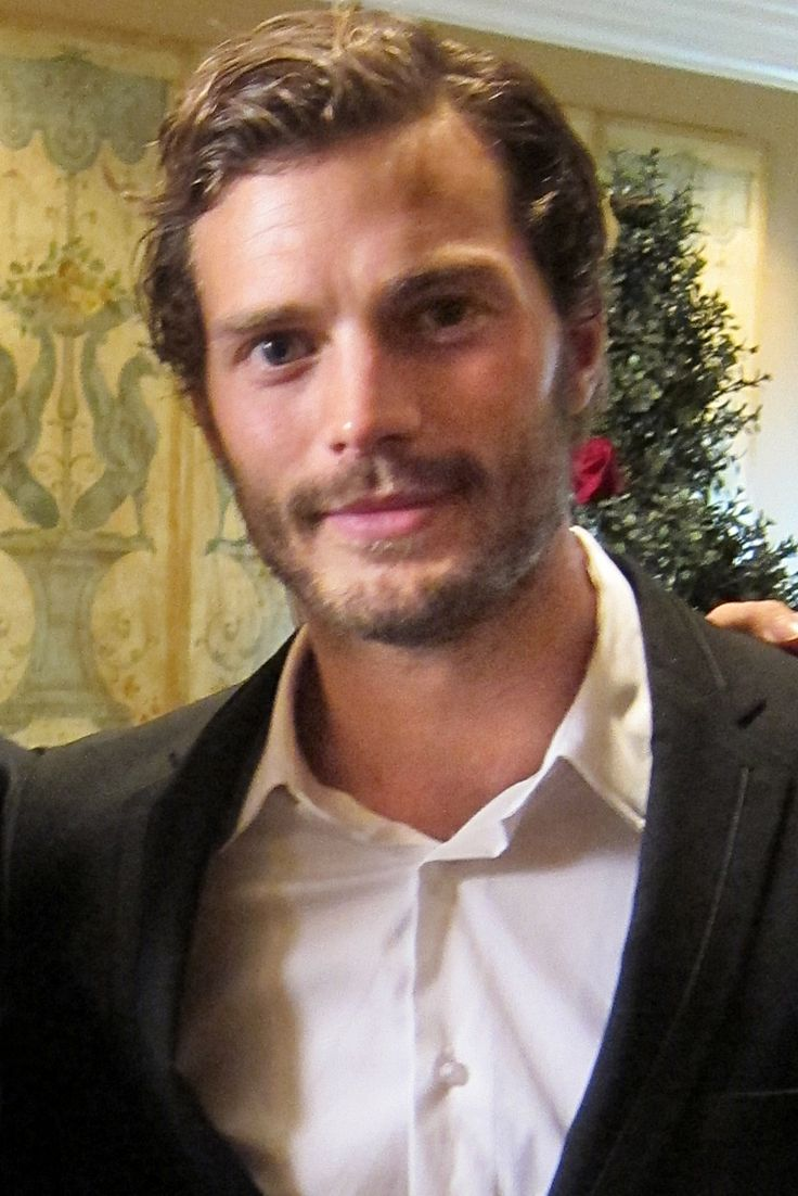 Jamie Dornan as Christian