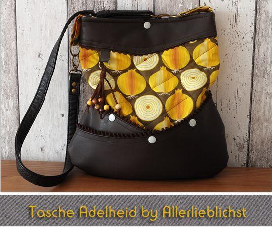 Tasche Adelheid by #Allerlieblichst