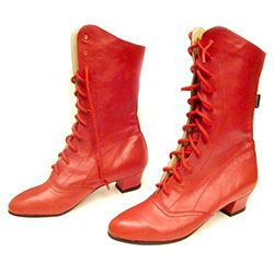 These boots are specifically designed for dancing; hand made using only the finest leather each stitch placed with dancing feet in mind, whe...