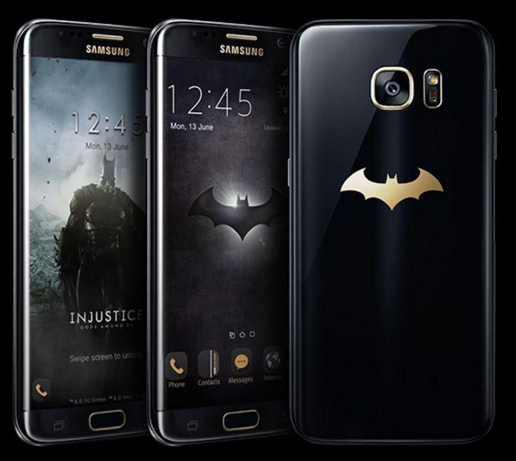 Galaxy S7 edge Injustice Edition / Image Credit: Samsung