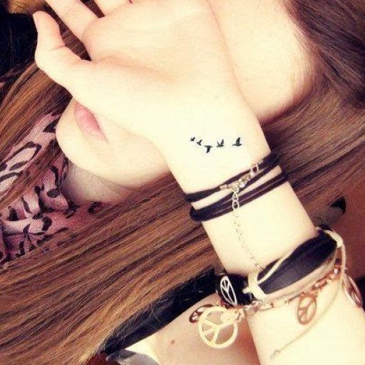 Fed onto Tiny tattoosAlbum in Tattoos Category