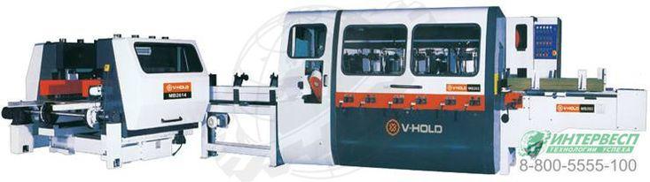 Компания Интервесп: поставщик оборудования для производства паркета MBX 2934 для деревообрабатывающих и мебельных производств. Цена на оборудование для производства паркета MBX 2934