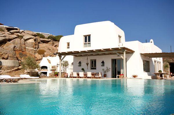 Gorgeous villa in Mykonos