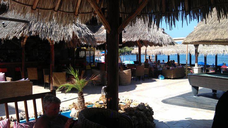 At Bali Beach, Crete
