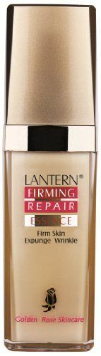 Lantern Firming Repair Nourishing Essence, 1.41 Ounce by Lantern. $10.41. Instantly replenish and repair damaged skin. Antioxidant rich cranberry extract and aloe vera to protect and moisturize skin. The nourishing serum infused with vitamin b5 and avocado oil is rapidly absorbed into skin. Firming repair nourishing essence is more than a luxurious skin repair treatment, it is a feeling of pleasure and well being. This new beauty skin care repair technology is f...