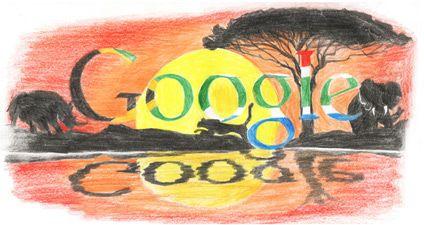 Doodle 4 Google South Africa Winner