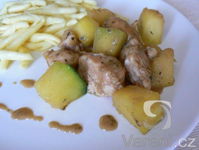 Jednoduchá a rychlá příprava chutného pokrmu, který voní provensálským kořením.