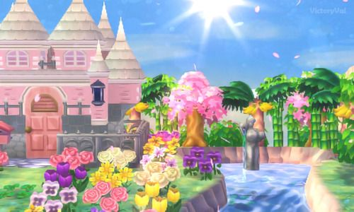 Viequesvillage: Mayor's House ♥ [ #acnlvieques ]