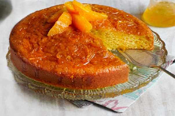 Le gâteau orange espagnol de Slimming World   – Soon on my Plate