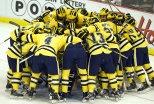 A Michigan Hockey game