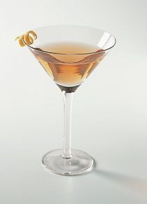 Hi Ho Cocktail - Originally made with sweeter Old Tom Gin, the Hi Ho was an elegant twist on the Martini.