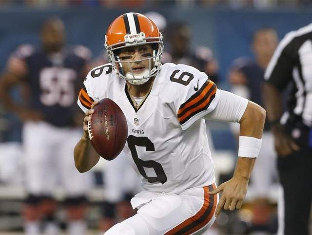 Brian Hoyer | Brian Hoyer leads comeback as Browns beat Bears | Detroit Free Press ...