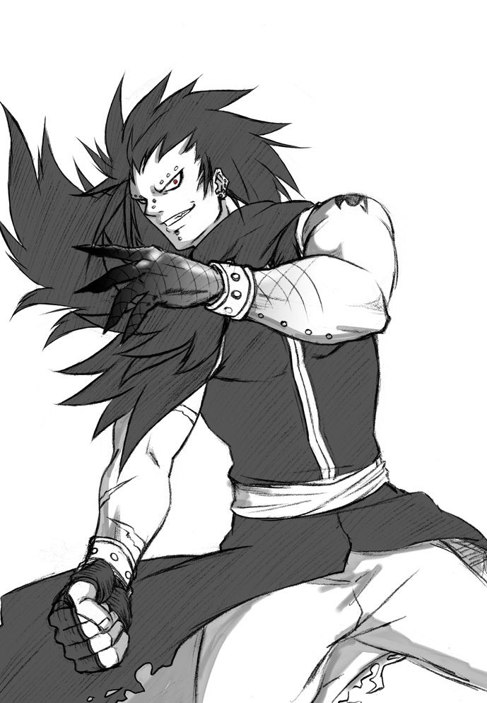 fairy tail gajeel related - photo #3