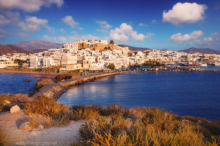 Naxos Chora, Greece