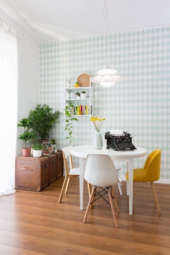 1001 Secrets Pour Reussir La Deco Jaune Moutarde Design D