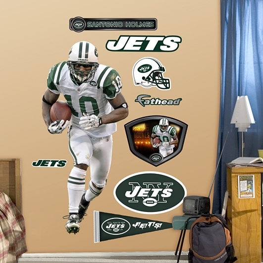 Santonio Holmes, New York Jets