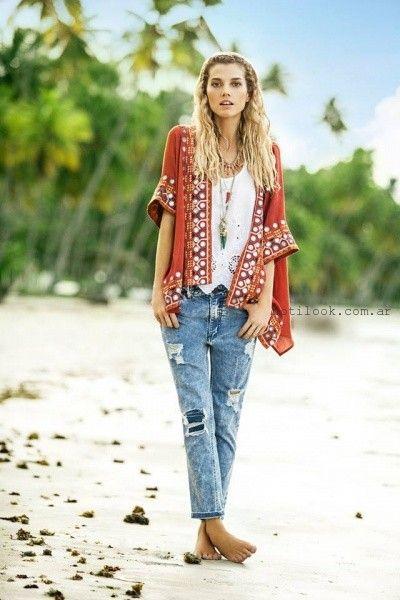 India Style primavera verano 2016 – Kimonos