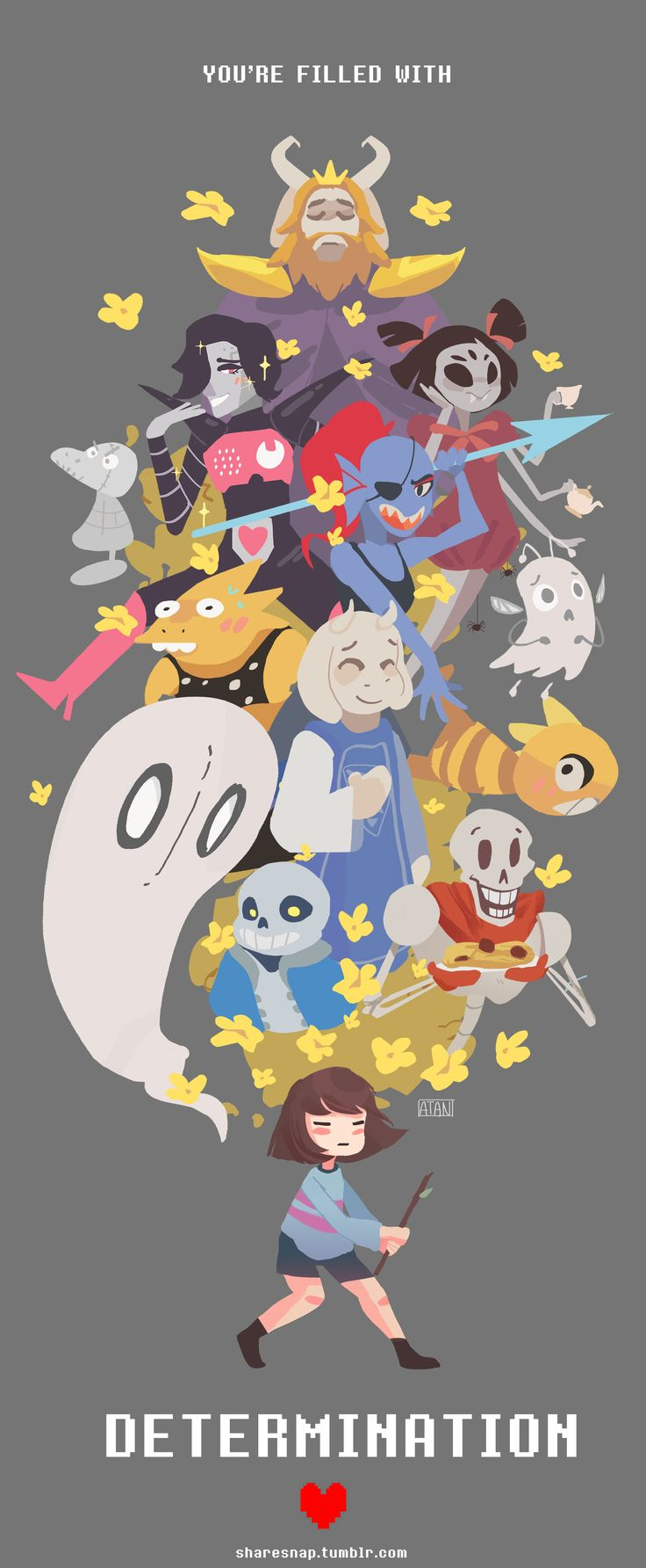 Undertale iphone wallpaper tumblr - Undertale By Mastercheefs Deviantart Com On Deviantart