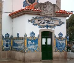 Train station in Vilar Formoso, Portugal    #portugal #travel #trainstation