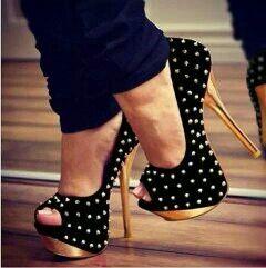 Tacones♥ #Zapatos #Shoes