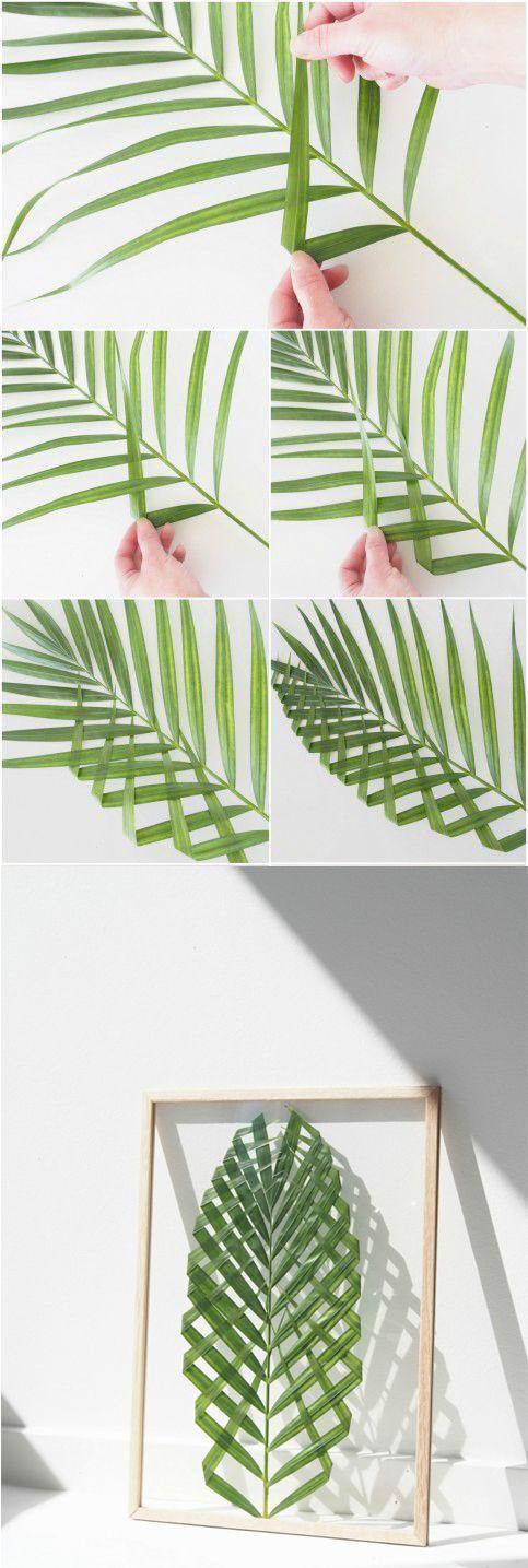 La feuille - DIY-                                                                                                                                                                                 Plus