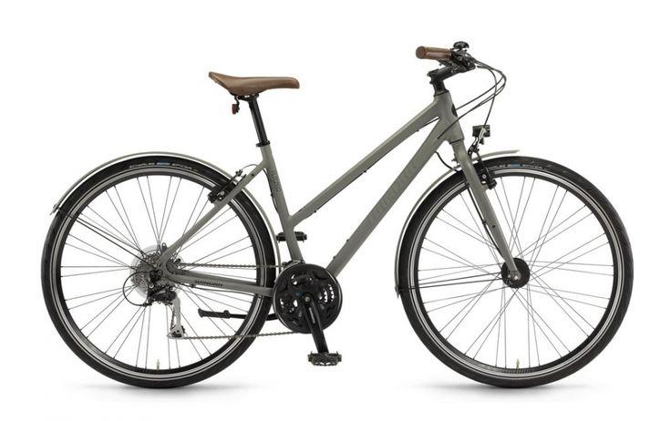 Winora Flitzer 28 Zoll Urbanbike Damen Militarygray Matt (2017)