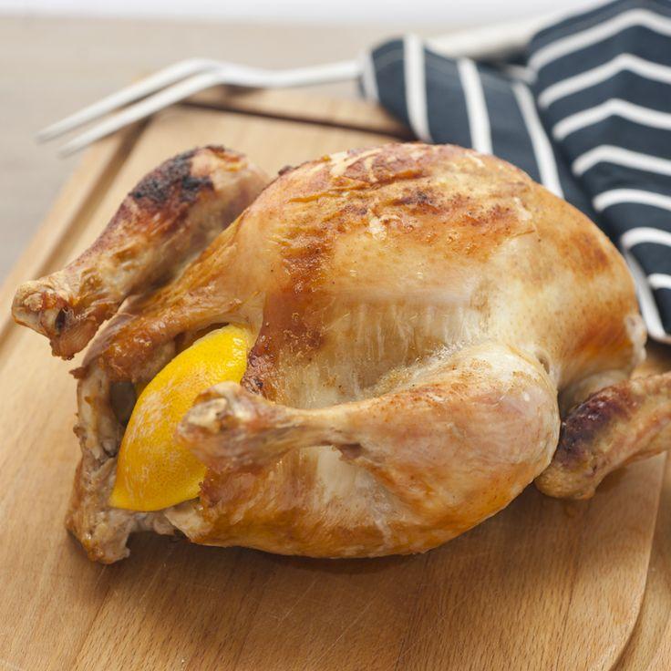 Juice Roast Chicken