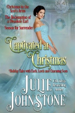 The Holiday Crunch: Author's Edition by Julie Johnstone