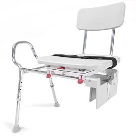 Eagle Health Supplies Tub-Mount Swivel Sliding Shower Transfer Bench This durable swivel and sliding transfer bench will provide welcome relief and increased independence for those who have trouble getting in and out of the shower, standing for prolonged periods or worries about falling. You can shower with confidence knowing you have a stable platform to […]