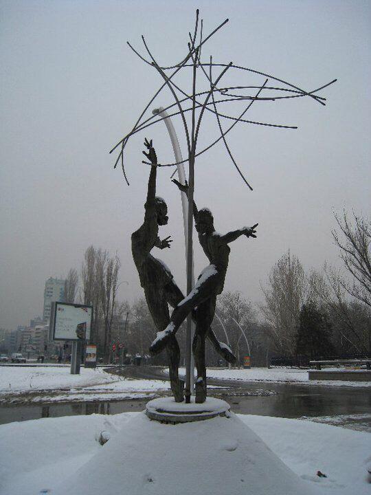 Ballerinas by Metin Yurdanur