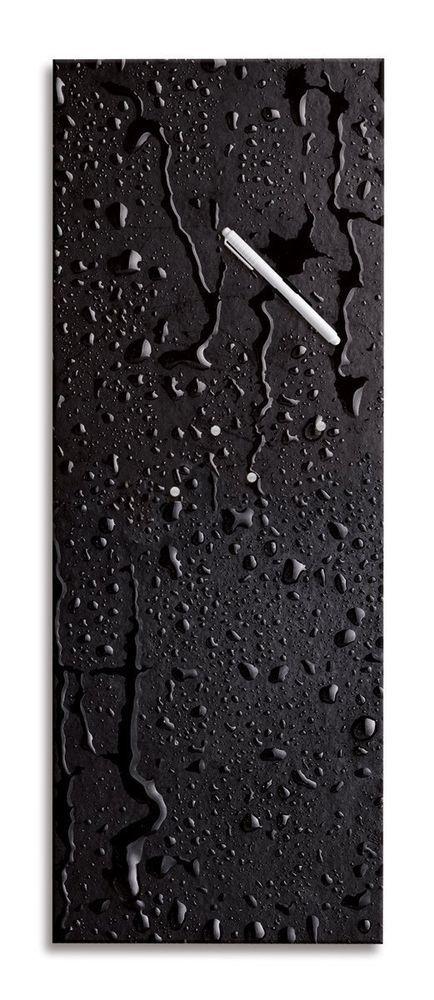 Memoboard Maltafel Pinnwand Notiztafel Magnettafel schreiben Glas Eurographics I | eBay
