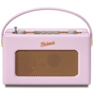 Shop for Robert's Radio 1950's Style Pastel Pink Leather Finish Retro Radio. Get free delivery at Overstock.com - Your Online Home Theater