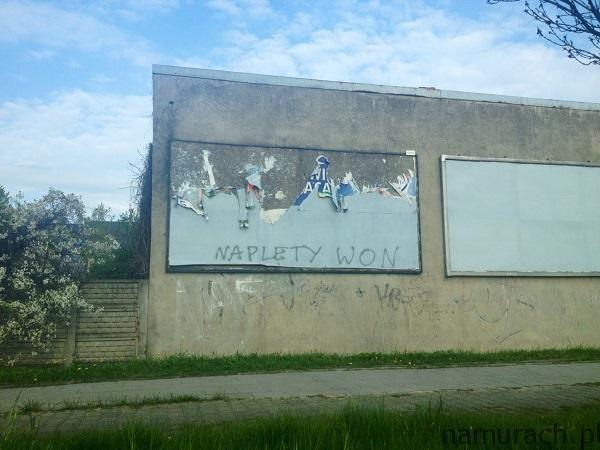 O co chodzi z tym graffiti Częstochowa ? Naszym zdaniem to spisek lekarzy chirurgów chcących zarobić na łatwowiernych mężczyznach. #graffiti #Częstochowa #namurach
