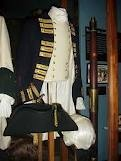 18th century royal navy uniform