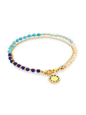Astley Clarke - Ocean Degrade Biography Bracelet
