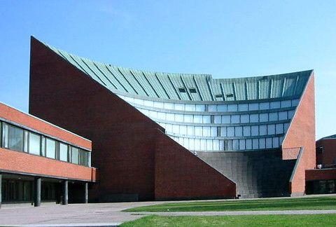 Политехнический институт в Отаниеми