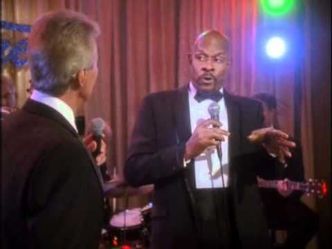 Avery Brooks sings The Best is Yet to Come with James Darren.  Enough said.