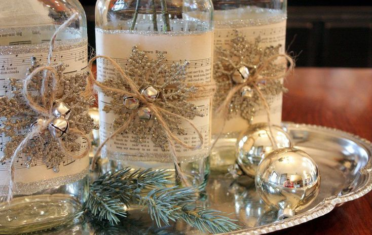 Деревенский Новый год: идеи декора - Ярмарка Мастеров - ручная работа, handmade