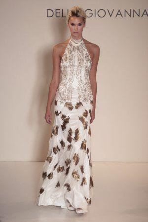 Contemporary Bridal Layout: Della Giovanna Wedding Dresses Plus Interview | Decorismo