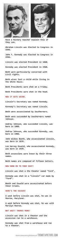 Wow, history is awesome!.