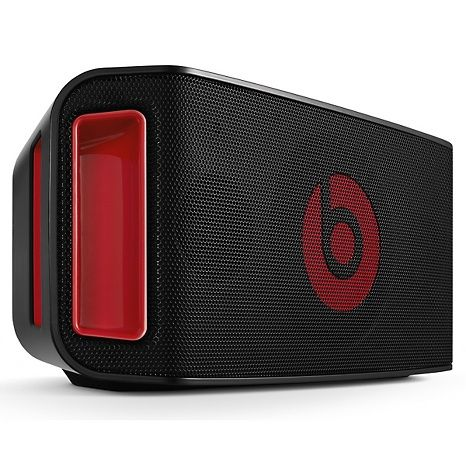 Beatbox™ Portable Speaker System This little box has awesome big sound.