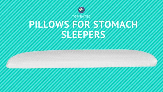 Many consider this #top-qualitypillow filled with foam to be the best rated pillow for #stomachsleepers, why?