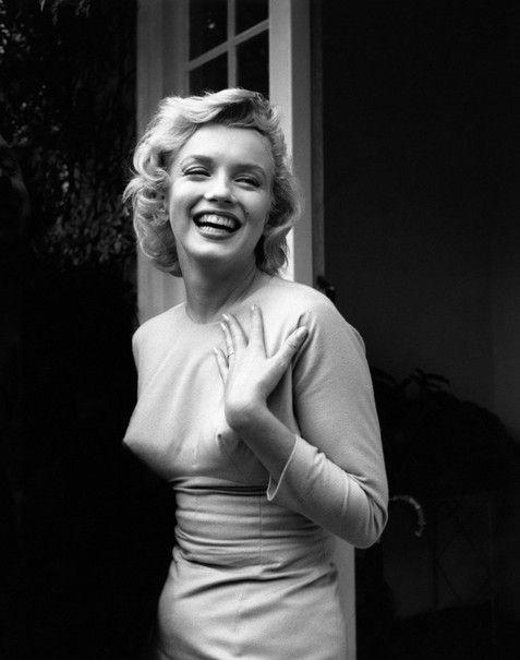 Marilyn Monroe, em 1956