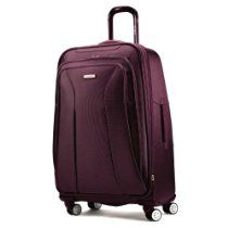 Samsonite offer Samsonite Luggage Hyperspace XLT Spinner 25 Exp, Passion Purple, One Size. This awesome product currently limited units, you can buy it now for $460.00 $193.77, You save $266.23 New
