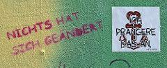 HH-Sticker 1666 (cmdpirx) Tags: street urban art public painting graffiti stencil nikon sticker artist post mail 7100 d space raum kunst strasse glue hamburg vinyl crew trading marker hh aerosol aufkleber kleber paket knstler ffentlicher stpoesie