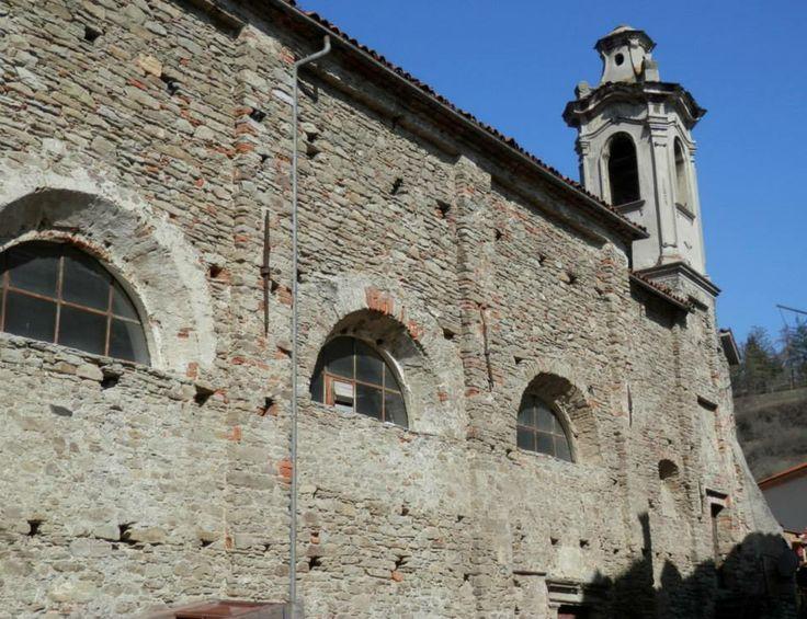 #Saliceto - Confraternita Sant'Agostino XV sec. http://www.siscom.sm/cms/saliceto/Home/Guidaalpaese/tabid/24083/Default.aspx?IDPagina=9632