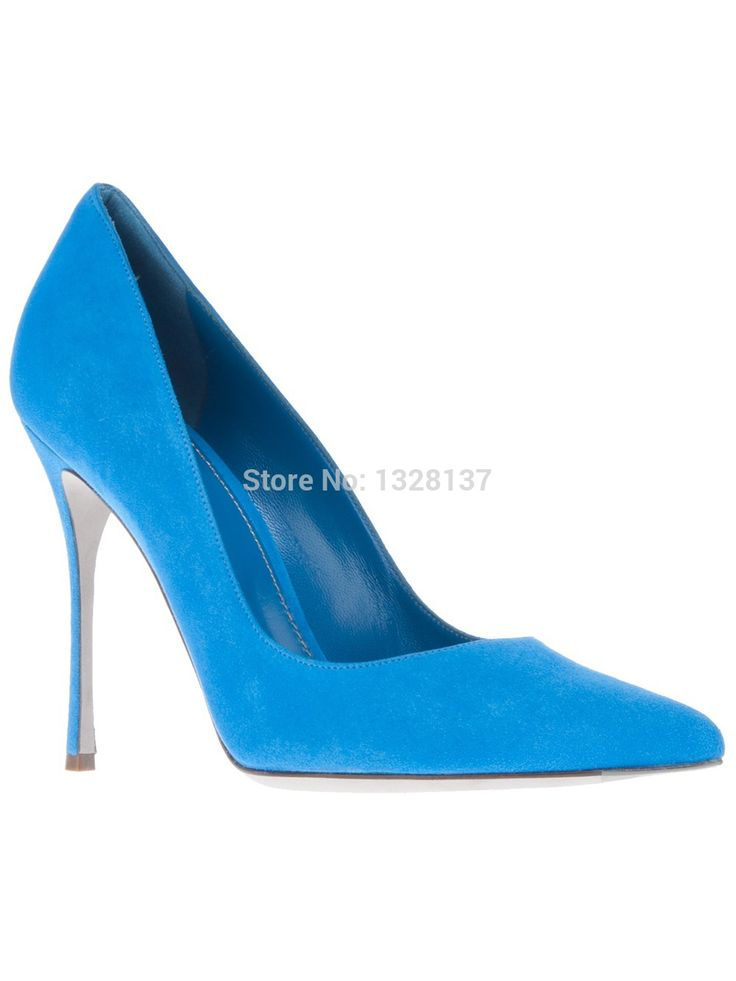 >> Click to Buy << Sexy Women Pump For Wedding Or Office&Career 12cmThin High Heel Suede Shoes Pointed Toe Big Size 5 Color Factory Shoes Handmade #Affiliate