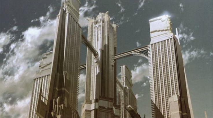 metropolis movie buildings - Google Search