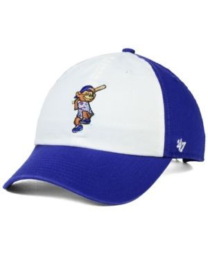 '47 Brand Kids' Chicago Cubs Mascot Clean Up Cap - Blue Child